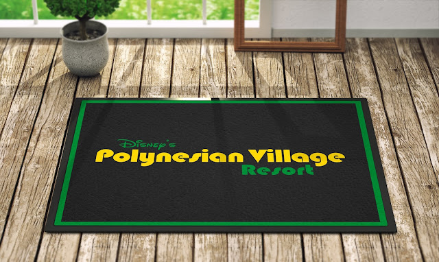 Disney Avenue Disney Inspired Resort Mats For Your Home