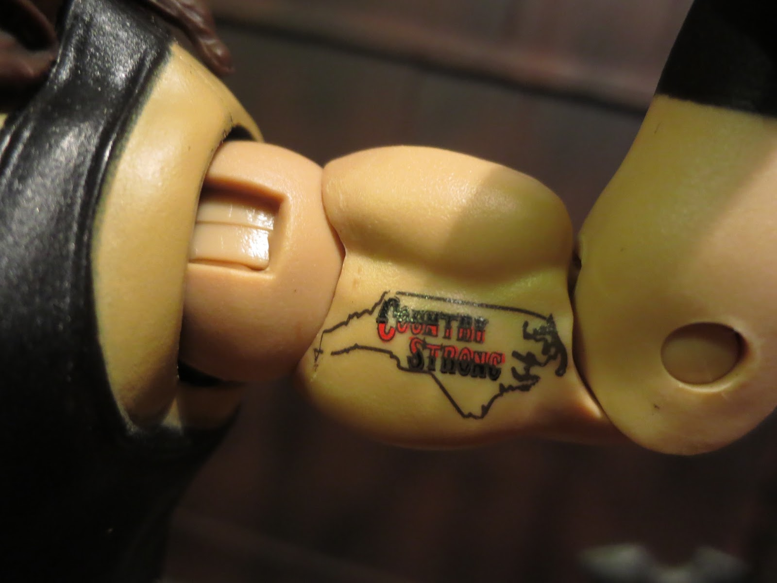 Action Figure Barbecue: Hell in a Cell 2016 Special: Braun