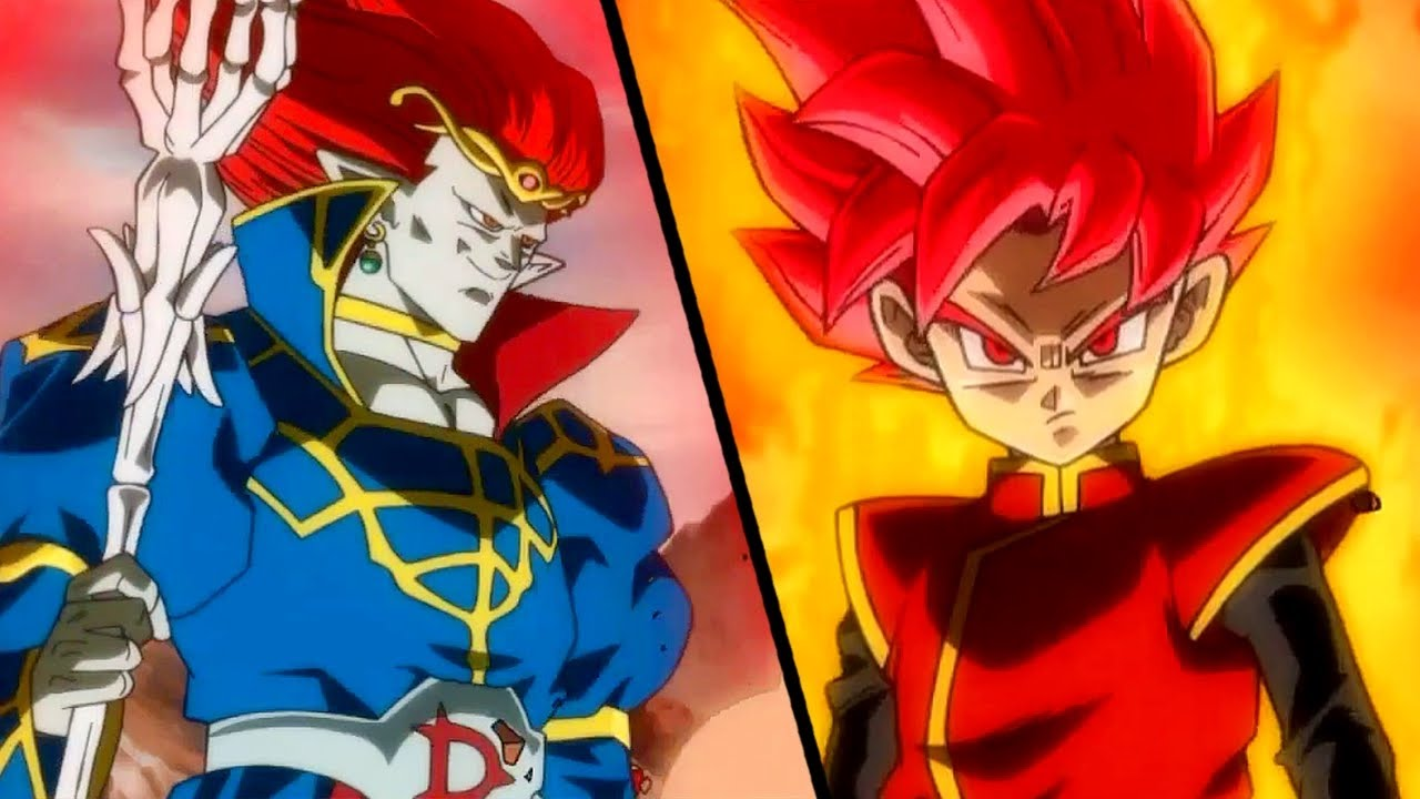 Just when you think dragon ball has done dropping all they can at a moment the franchise proves you wrong as super dragon ball heroes dropped a brand new