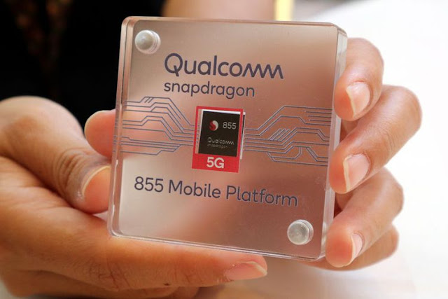 Samsung Galaxy S10+ Gunakan Chipset Snapdragon 855