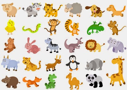 Les animaux en français (source: Bonjour de France) 5 websites every French teacher should know!