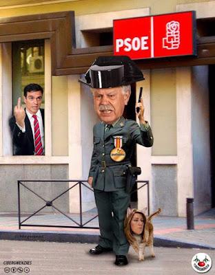 Memes de la crisis del PSOE