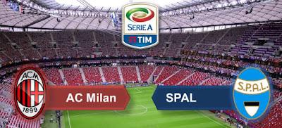 Prediksi Ac Milan Vs SPAL 21 September 2017