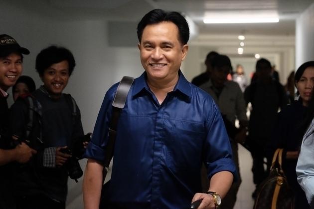 Yusril Isyaratkan Merapat ke Pasangan Jokowi-Ma'ruf?