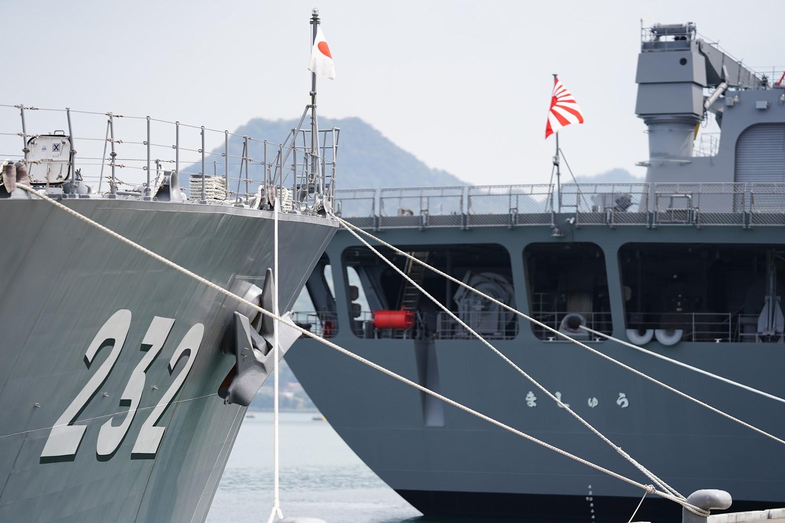 自衛隊 海上 海上自衛隊:「DD」海上自衛隊護衛艦隊の主力艦 汎用護衛艦「たかなみ」型