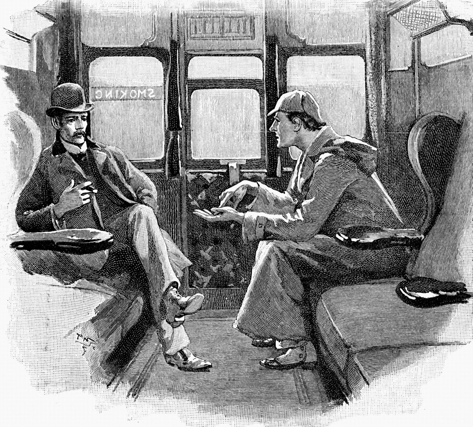12 best Sherlock Holmes stories handpicked by creator Sir Arthur Conan Doyle