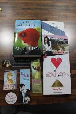 Novelas románticas contemporáneas en Congreso Coruña