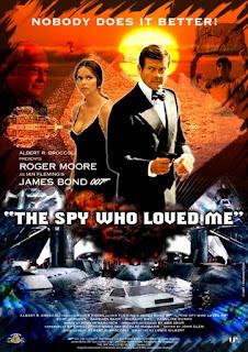 James Bond 007 The Spy Who Loved Me 007 (1977) พยัคฆ์ร้ายสุดที่รัก 1977 ภาค 10
