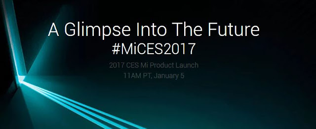 Watch Xiaomi CES 2017 Live Stream Here