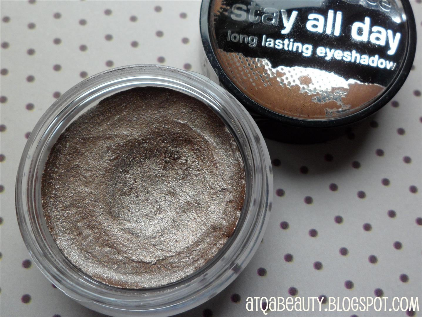 Essence, Stay All Day, Longlasting Eyeshadow, 01 Coppy Right