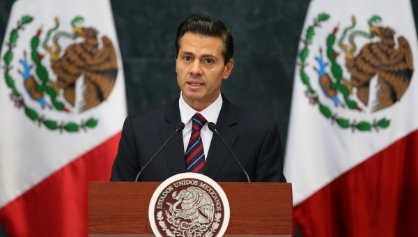 Peña Nieto realiza cambios en su gabinete tras visita de Trump