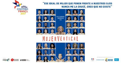 MUJER VERTICAL (TEATRO)
