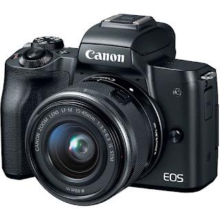 Kamera Mirrorless Canon M50