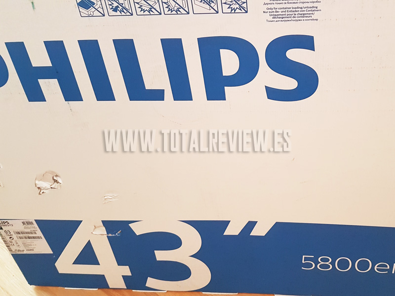 Televisor Philips Smart TV de Amazon