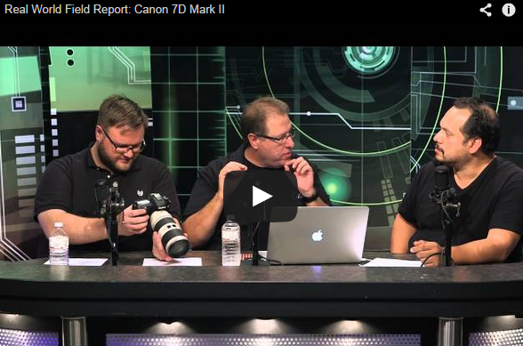 Canon EOS 7D Mark II: Scott Kelby Real World Field Report