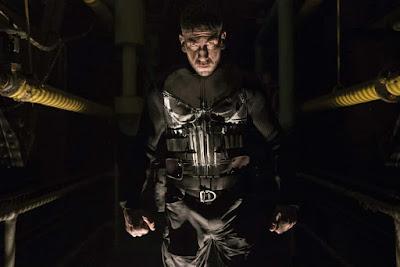 The Punisher Serie Televisión TV Netflix Marvel imagen