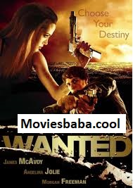 Wanted (2008) Full Movie Dual Audio Blu-Ray 720p