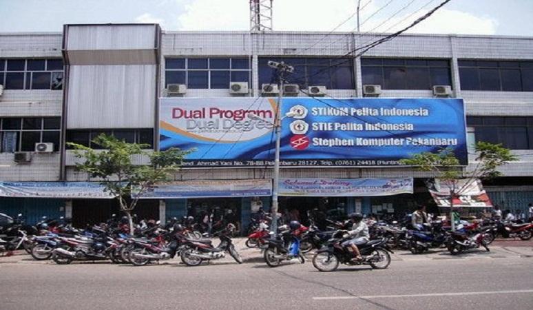 PENERIMAAN MAHASISWA BARU (STIKOM PELITA INDONESIA) SEKOLAH TINGGI ILMU KOMPUTER PELITA INDONESIA