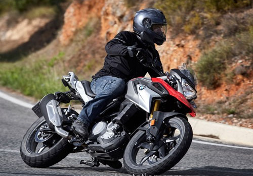 BMW G310GS Review and Spec