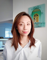 Sarah Hsieh - Sales Manager of GLO Real Estate