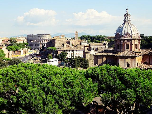 Rzym zwiedzanie