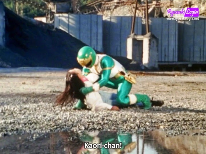 dairanger episode 28 facedl