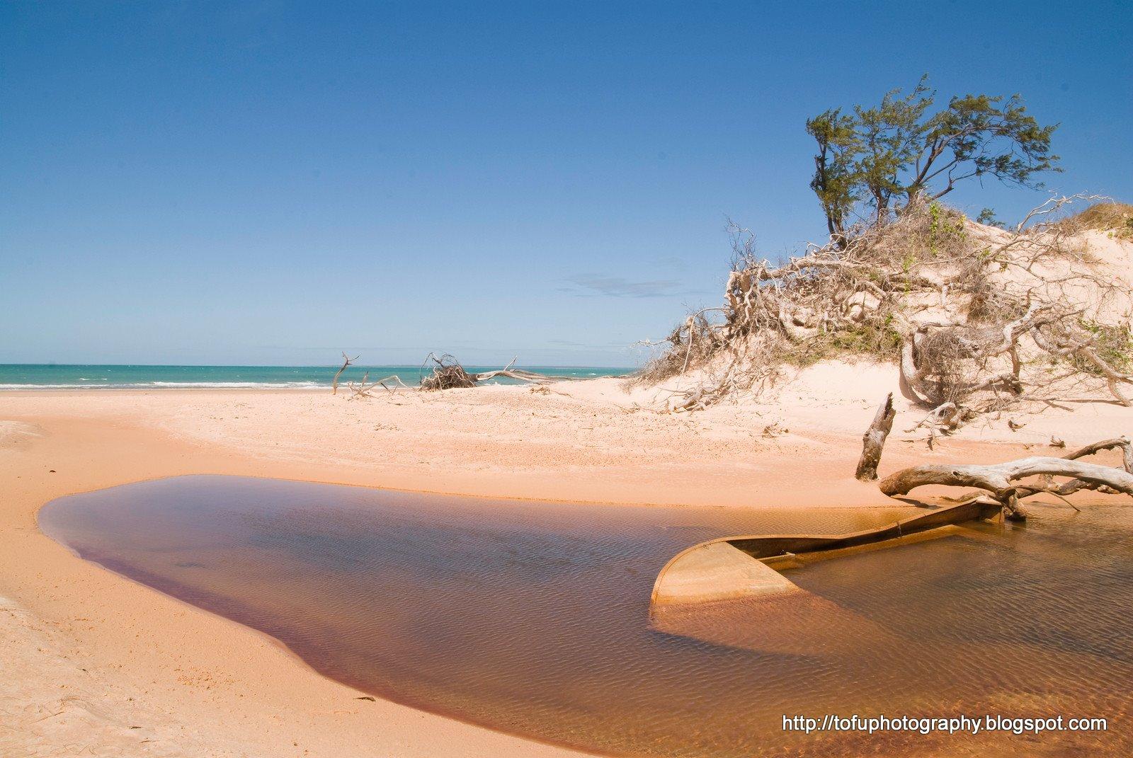 Elcho Island: Tofu Photography: Djurranalpi Beach On Elcho Island