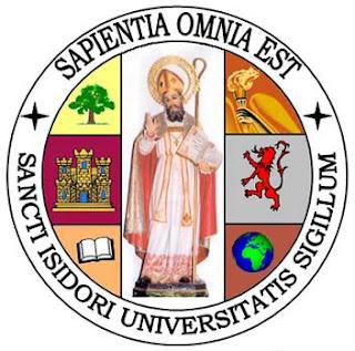 Escudo de la Ciudad Universitaria Virtual de San Isidoro