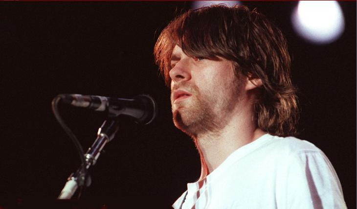 Kurt Cobain Rare Pictures Vintage Everyday