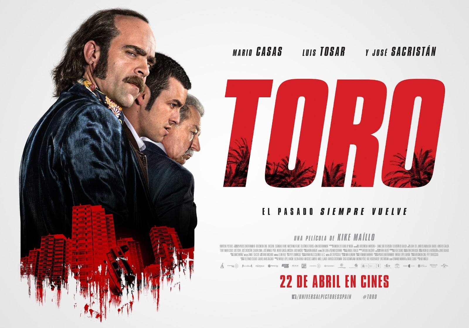 Toro 2016 film ile ilgili görsel sonucu