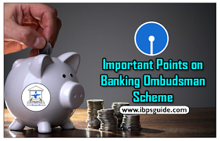 Crack SBI PO Mains 2017 (Day-5): Important Points to Know About Banking Ombudsman Scheme