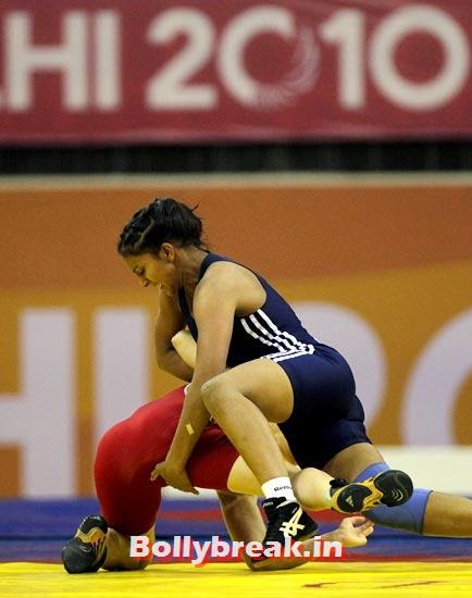 Geeta Phogat, Check out India's 10 Hottest sports women