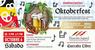 OKTOBERFEST 2018 en la Casa Alemana de Bogotá