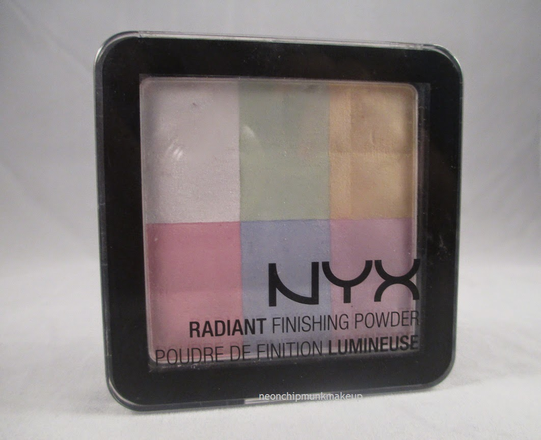 Radiant Finishing Powder by NYX Professional Makeup #12