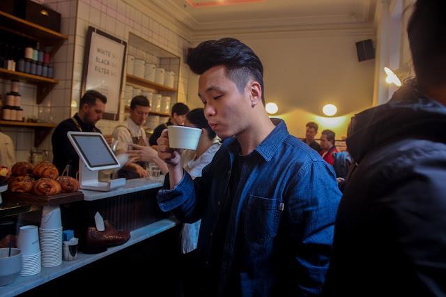 Ray Tan 陳學沿 (raytansy) ; Patricia Coffee Brewers @ Melbourne, Victoria, Australia 澳洲百大票選第一咖啡