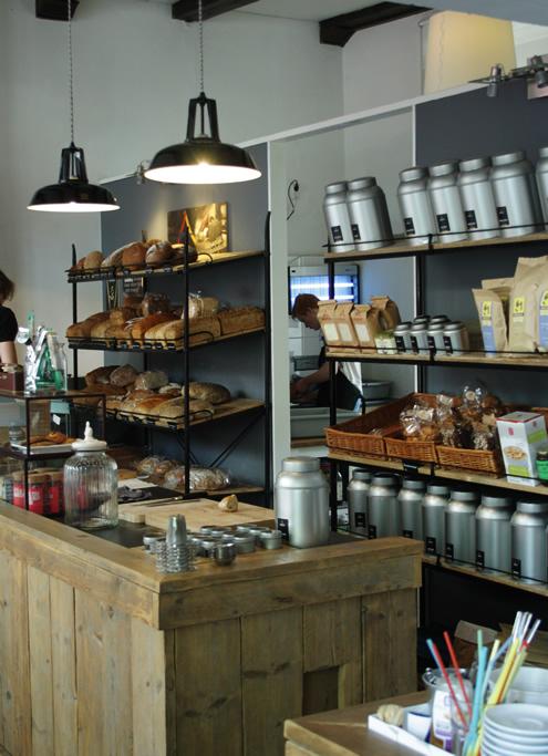 Dagje Deventer, tips! Brood van Joop | Happy in Red