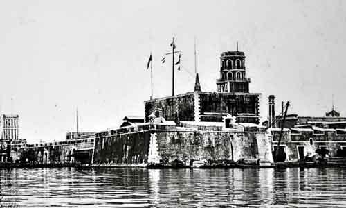Sistema de defensa de Veracruz en el siglo XVIII