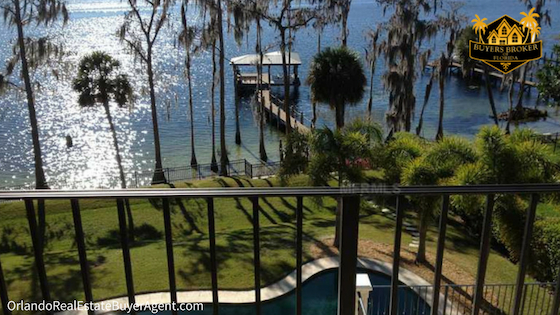 Waterfront Homes for Sale in Orlando FL