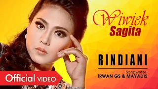 Lirik Lagu Rindiani - Wiwik Sagita