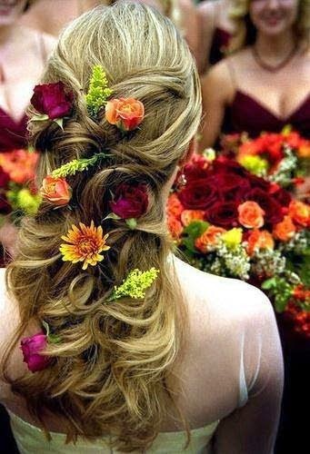 Wedding  Hair Style for Women