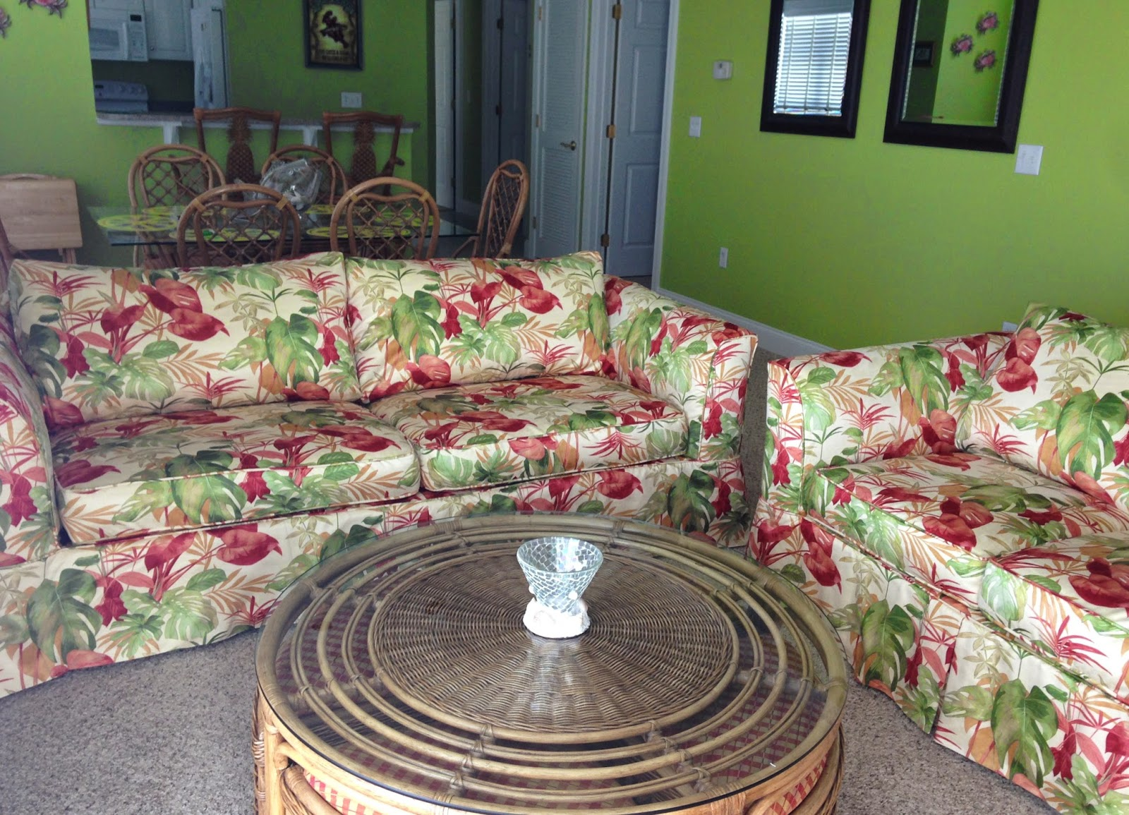 Slipcover For Loveseat And Chair Queen Anne