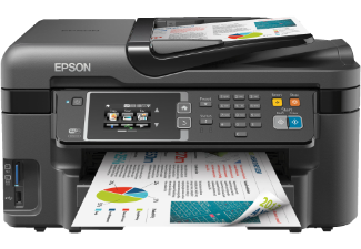 Download Driver EPSON WorkForce WF-3620DWF