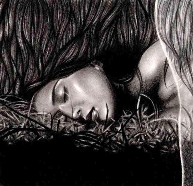 Рисунки карандашом. John Michael Casipe