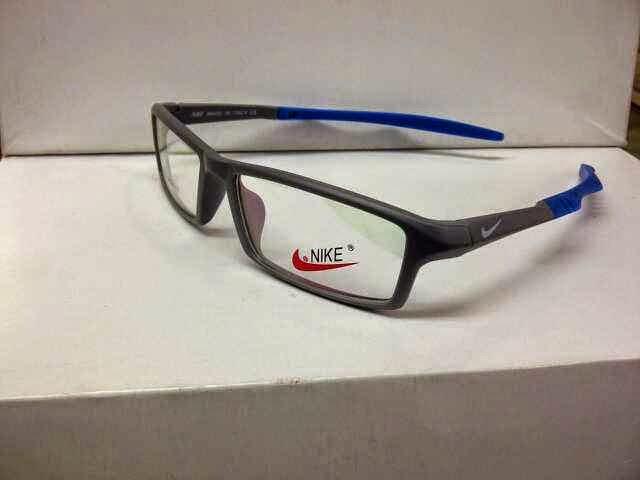 Kacamata Nike Full Frame 15 abu biru 718abcdf61