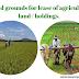 असामी और भूमिधर कब अपनी  खेती की भूमि को पट्टे पर उठा सकता है ?