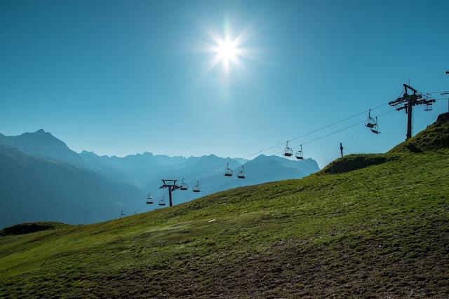 Panoramaweg Gantakopf  Wandern im Montafon 02