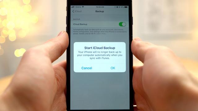 Hendak Backup Data iPhone? Ikuti 4 Trik Berguna Berikut