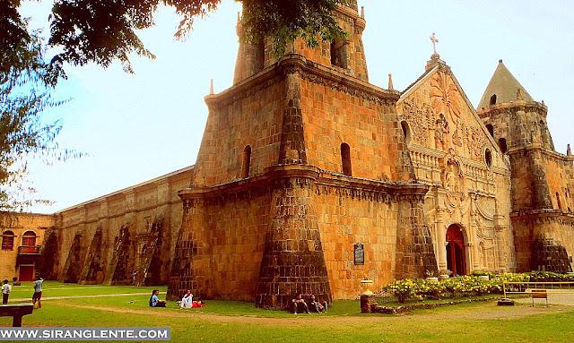 the history of Miag-ao Church