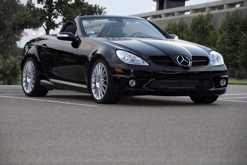2008 Ford Fusion For Sale >> The world sports cars: mercedes slk amg
