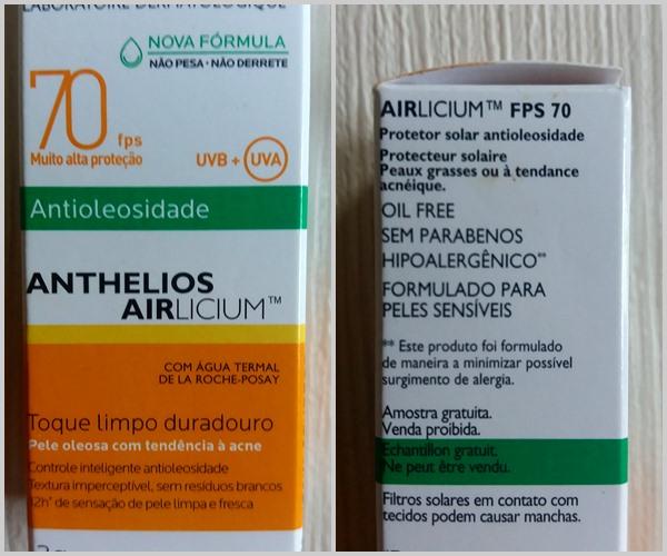 protetor-solar-Anthelios-Airlicium- FPS 70-da-La-Roche-Posay